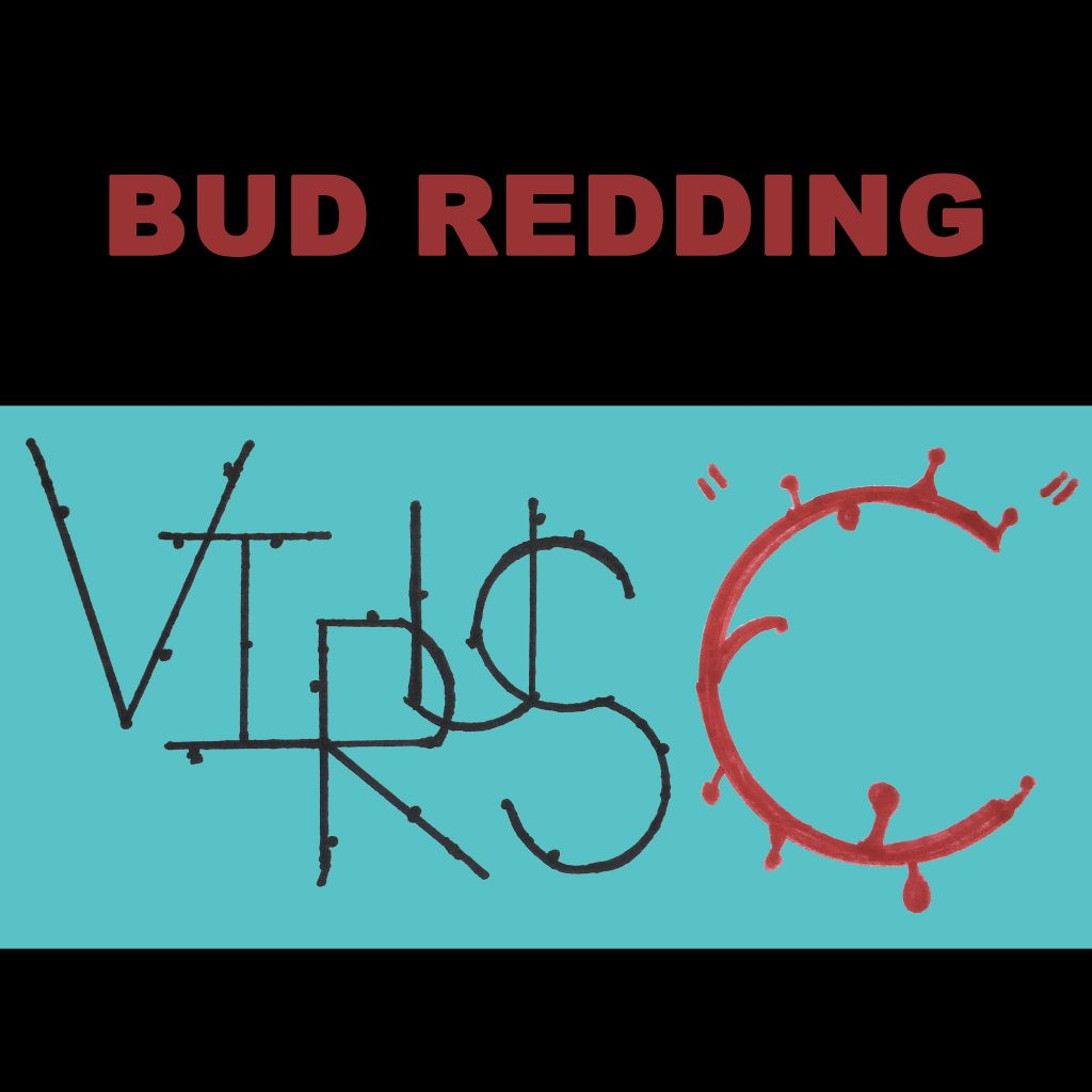 BUD REDDING-Virus C-FRONT COVER